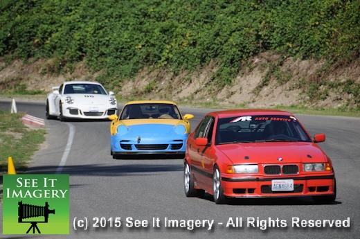 Porsche Club Seeitimagery Photography - Porsche club racing